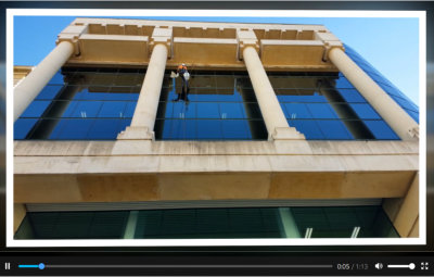 ICU Window Cleaning Slideshow Video